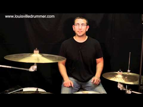 How to play drums - Jungle Groove