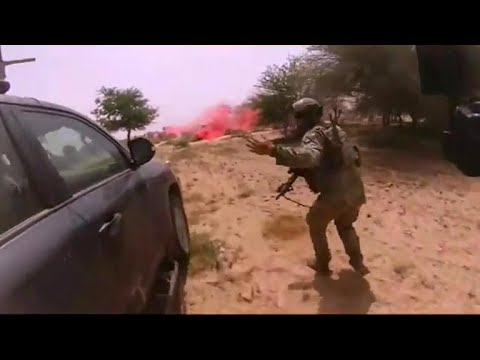 Video Of Deadly Niger Ambush Raises Questions About Military Mission