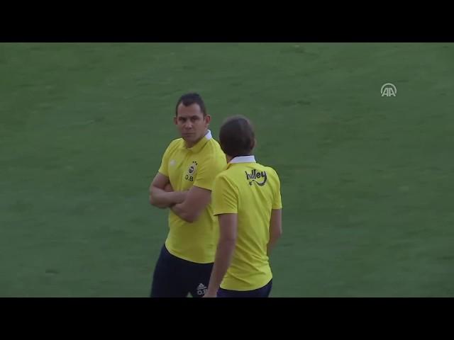 Fenerbahçe - İstanbulspor hazırlık maç özeti