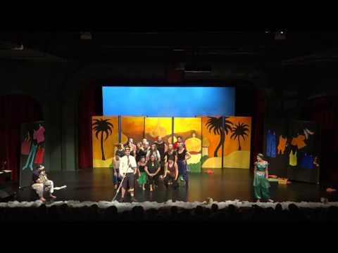 British International School of Chicago, Lincoln Park Presents Aladdin!