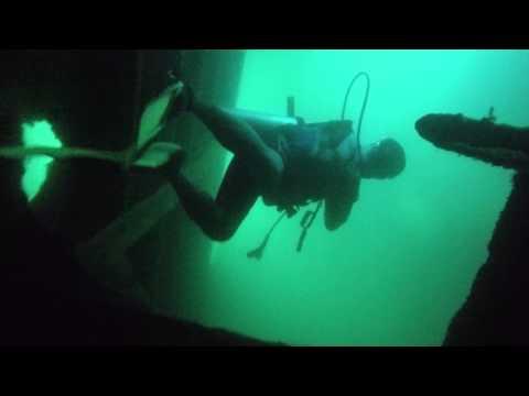 Olympia Maru Shipwreck Coron Philippines