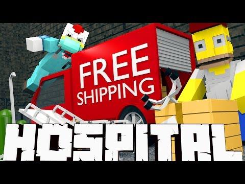 Broken Mods Hospital - New High Tech Equipment! (Minecraft Roleplay) #30