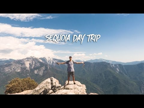GoPro: Day Trip to Sequoia National Park