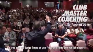 Guillermo Lasso en Club Master Coaching de la Universidad San Francisco de Quito