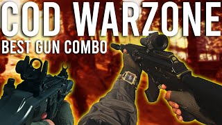 Call of Duty Warzone - I broke my record with this gun combo...
