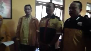 MARS Hanura berkumandang di DPC Kab. Karanganyar