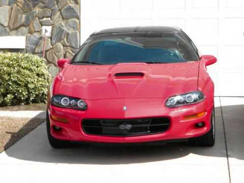 2000 camaro ss halo headlights pypes performance exhaust. Black Bedroom Furniture Sets. Home Design Ideas