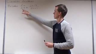Video Algebra - Limieten berekenen (VWO wiskunde B) download MP3, 3GP, MP4, WEBM, AVI, FLV Agustus 2018