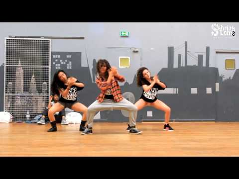 Feelin myself - Sabrina lonis & 2 kids dancer International Dance Workshop Paris