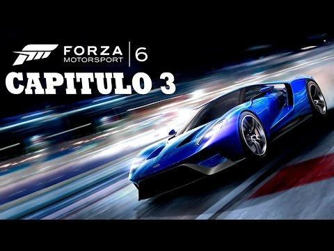 Forza Motorsport 6 I Capítulo 3 I Lets Play I Español I XboxOne I 1080p60