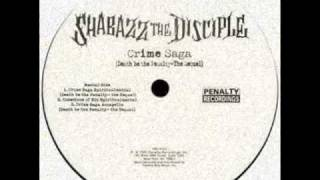 Shabazz The Disciple - Crime Saga  (ReMix by CaReLeSs)