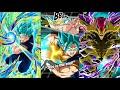 Dokkan Battle Beating Hirudegarn in 4 Turns!