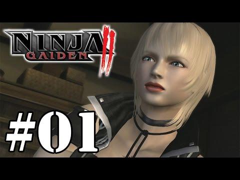 Let's Play: Ninja Gaiden 2 - Parte 1