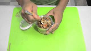 Healthy Recipes: Carrot Cake Oatmeal