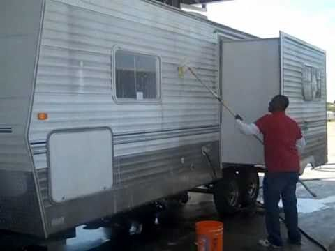 Rv Campers For Sale >> Why Buy a FEMA Trailer from Holiday World of Houston - YouTube