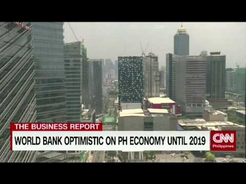 World Bank optimistic on PH economy until 2019