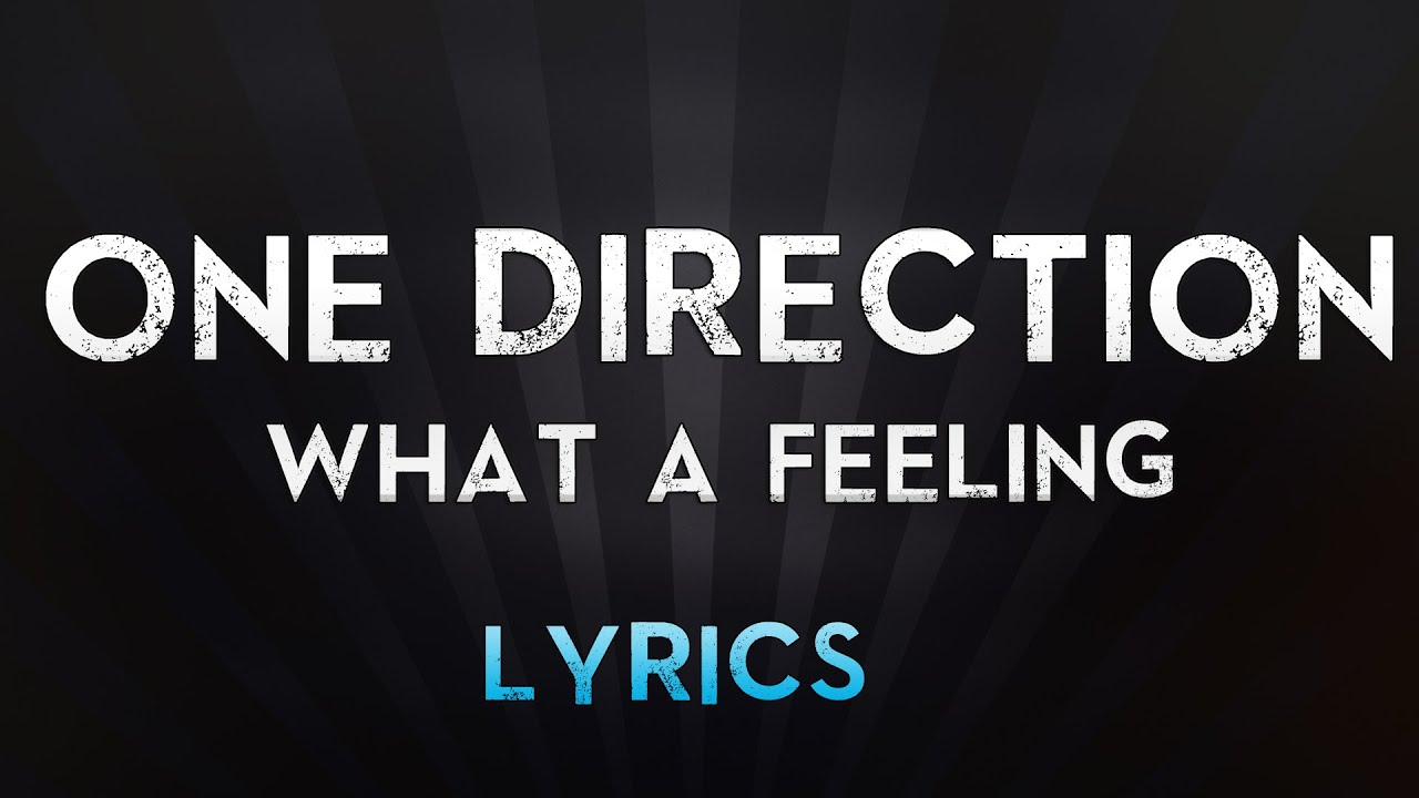 what a feeling скачать one direction