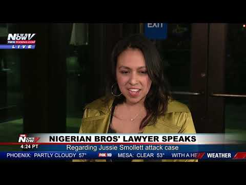 NIGERIAN BROS LAWYER SPEAKS: Regarding Jussie Smollett Alleged Attack Case (FNN)