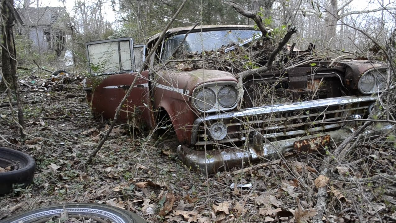 Abandoned House Of Cats Amp Old Car Nj Youtube
