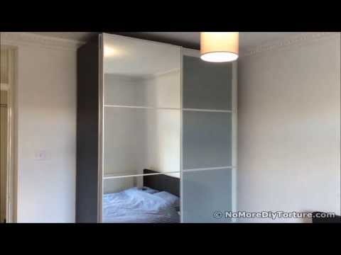 pax sliding doors video 2