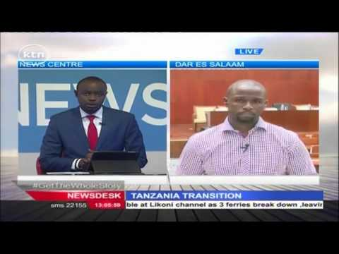 Tanzania latest election results update