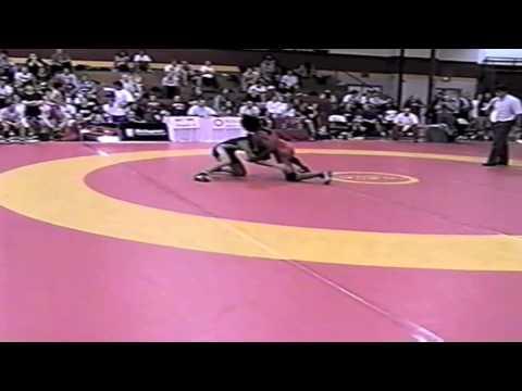 2005 Canada Cup: 48 kg Alana King (CAN) vs. Iwona Sadowski (POL)