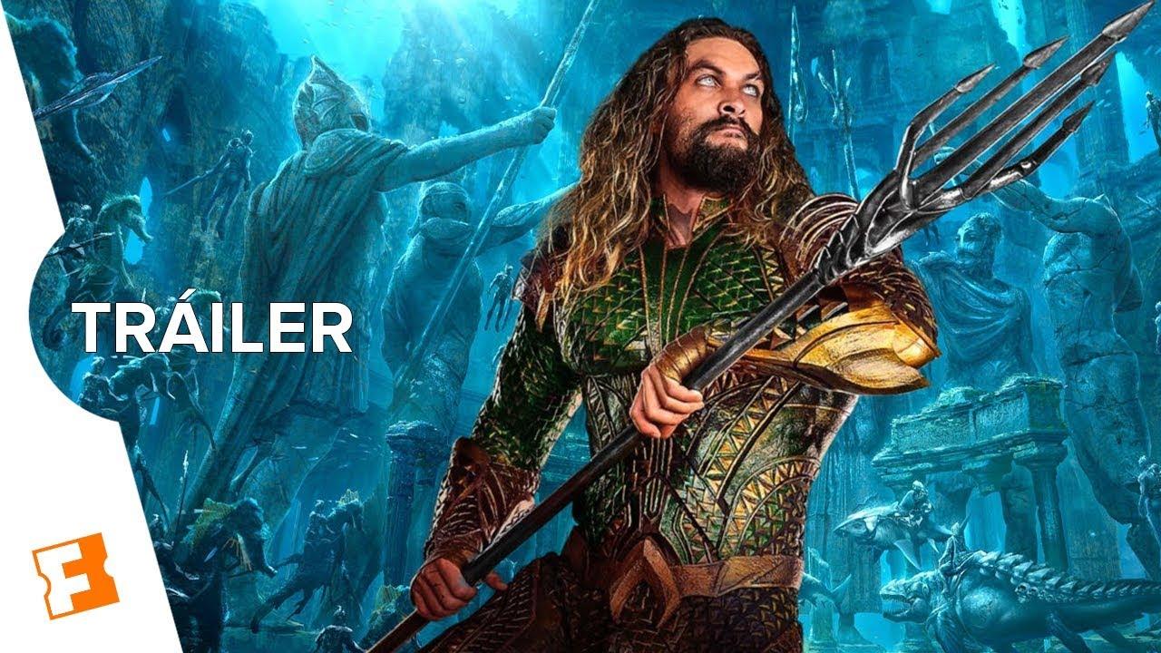 Aquaman Tráiler Extendido 2 Sub Español Youtube