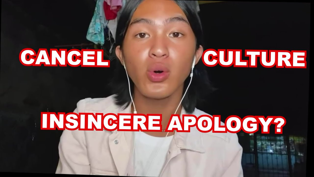 BUKNOY APOLOGY REVIEW AND THE PINOY CANCEL CULTURE