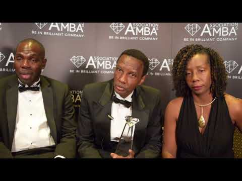 AMBA Innovation Award 2018 - Mona School of Business and Management AMBA