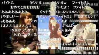 8/21の新田恵海さんソロデビュー記念ニコ生より。 殆ど自分用の動画です...