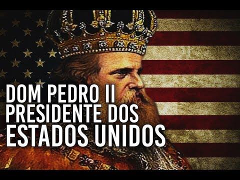 O dia em que Dom Pedro II quase foi presidente dos Estados Unidos (Felipe Dideus)