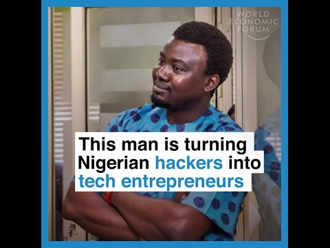 This man is turning Nigerian hackers into tech entrepreneurs
