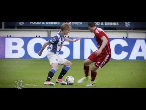 Clip sc Heerenveen - FC Utrecht (play- offs)