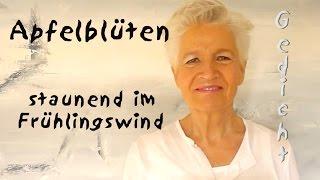 Apfelblüten - Träume auf Wildblumenwiesen - Liebesgedicht - Greta Silver