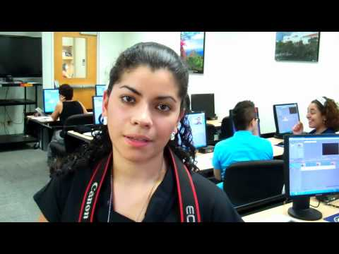 US Embassy San Salvador Media Course Video 1 with Merci Navarrete.wmv