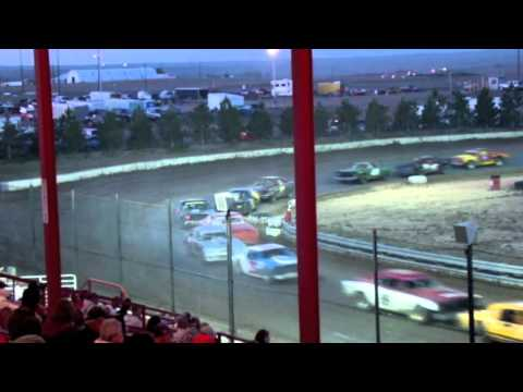 El Paso County Speedway Stock cars 6-16-12