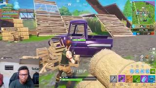 Fortnite Sesson 8 LIVESTREAM Fortnite Battle Royale For beginer 19-3-2019 GamerA