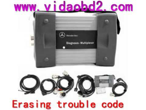 Activation for Mercedes Benz MB STAR C3 new version 03/2015