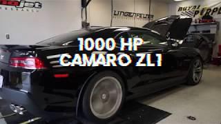 1000 HP Nitrous ZL1 Camaro - Lingenfelter