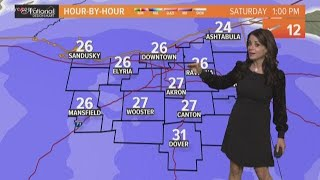Morning weather forecast for Northeast Ohio: January 18, 2019