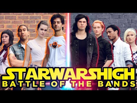 Star Wars High: Battle of the Bands - Cosplay Music Video