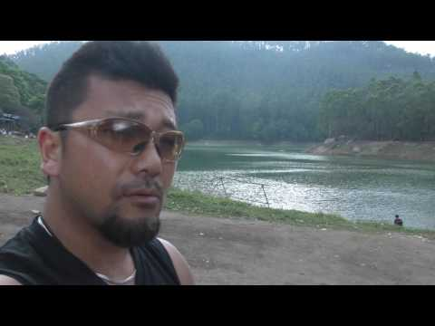 アキーラさん散策①インド・高原都市ムナール郊外のダムDam of Munar in India