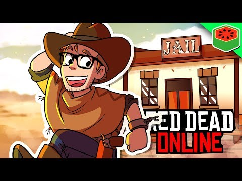 FUNNY MULTIPLAYER MOMENTS!   Red Dead Redemption 2 Online
