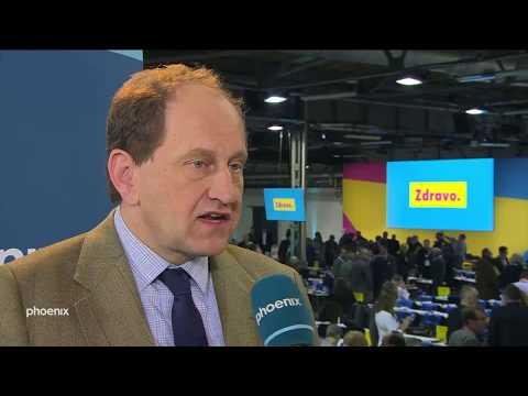 Alexander Graf Lambsdorff am 27.01.19 zur Europawahl 2019