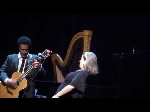 """Natalie Merchant """"Thank You"""" Up Close and Personal 2013 HD"""