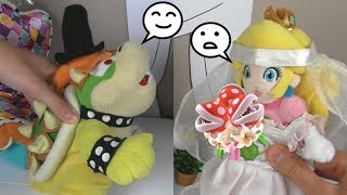 Evolution of Princess Peach Moments