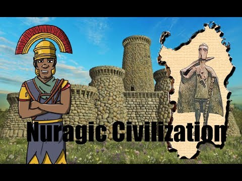 Nuragic civilization - Ancient Italy - Ancient History and Anthropology