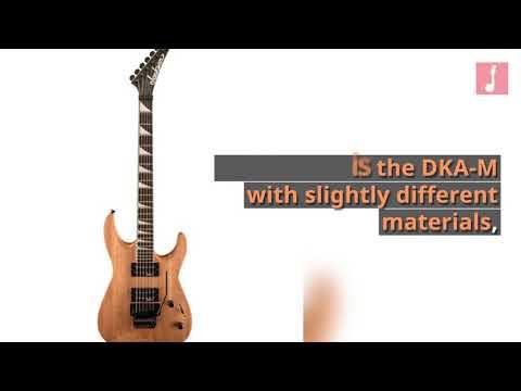 Jackson JS32 Dinky Guitar Review