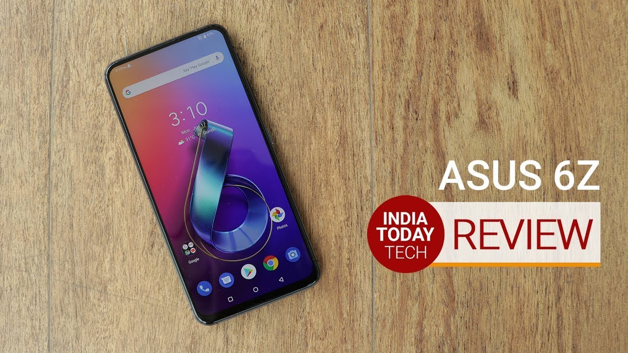 ASUS 6Z  FULL REVIEW