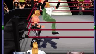 WWF WrestleMania 2000 - -RAW IS WAR Episode- Vizzed.com - User video